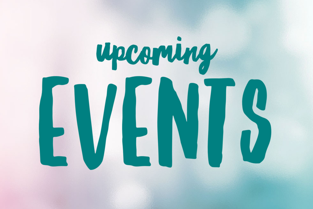 1024 x 684 Upcoming Events